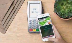 Оплата смартфоном вместо карточки сбербанка