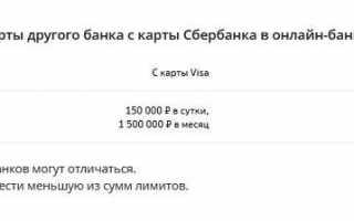 Суточный лимит сбербанк онлайн